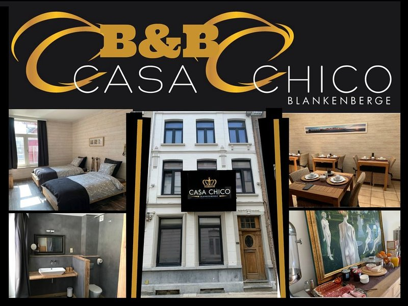 B&B  Casa Chico   Suite nr 7   Blankenberge, holiday rental in Blankenberge
