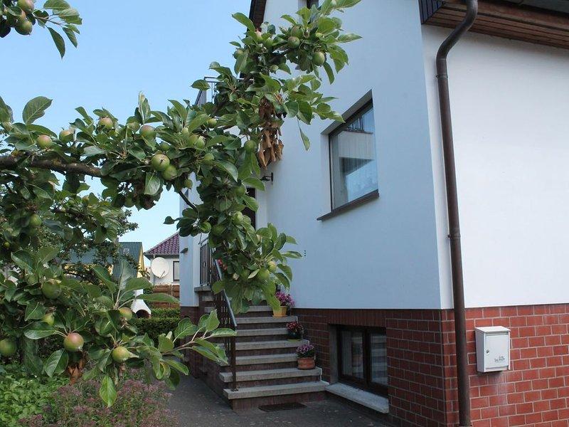 Cozy Apartment in Rerik with Terrace, casa vacanza a Rerik