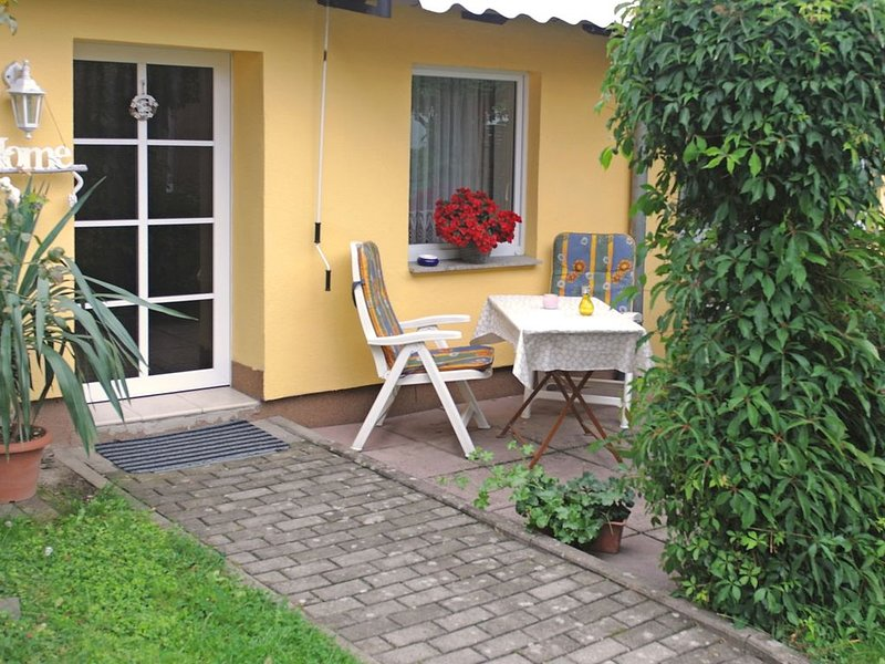 Hill-view Holiday Home in Dankerode near Lake and Hiking, vacation rental in Hayn