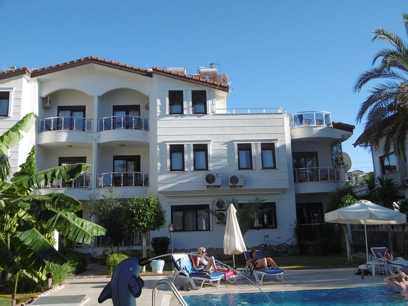 Super Penthouse in an ideal location for the resort, holiday rental in Manavgat