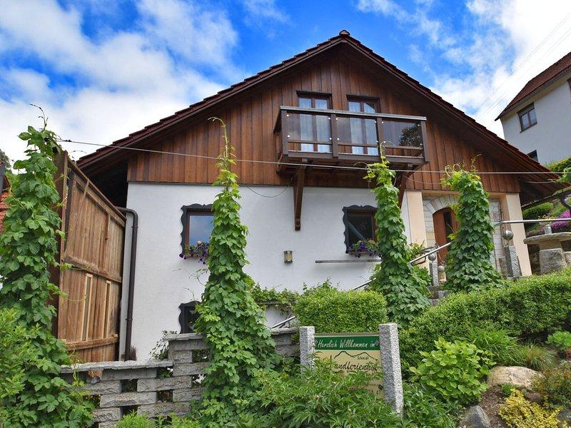 Quaint Farmhouse in Langenbach near the Lake, aluguéis de temporada em Turíngia