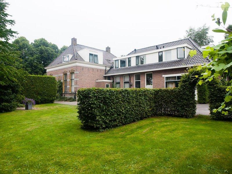 Prachtig Landhuis in Zuid-West Drenthe, holiday rental in Drenthe Province