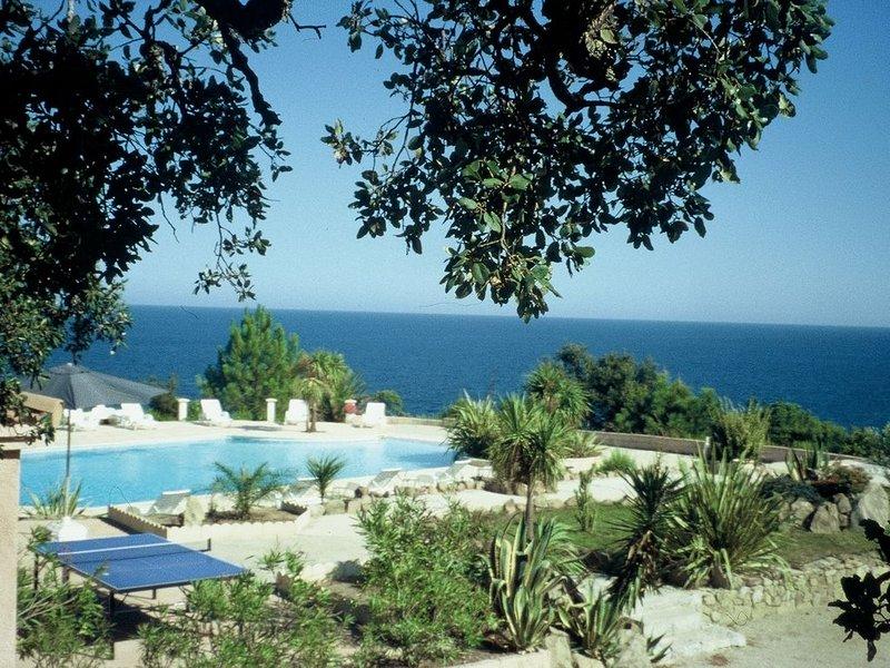 Petites villas 50 m² bord de mer, alquiler vacacional en Solenzara