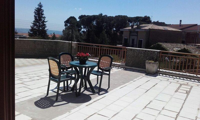 Gargano , Serracapriola  tra mare e castelli avrete il vero relax, holiday rental in Campomarino