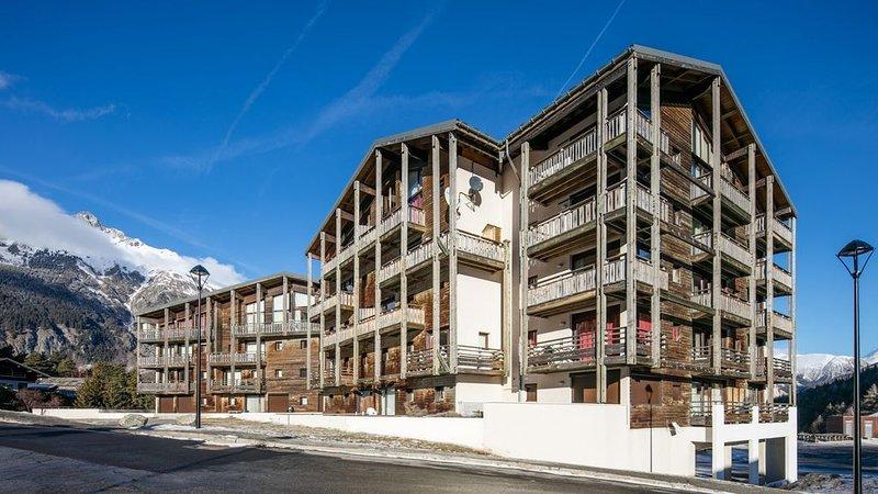 A 250m de la station de ski ! Appartement authentique 10p, holiday rental in Villarodin-Bourget