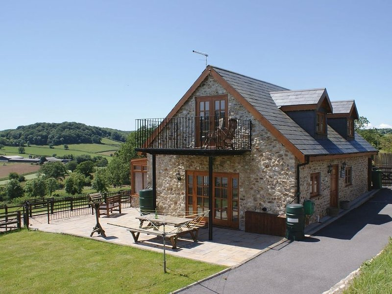 Hiscox Cottage, SOUTHLEIGH, casa vacanza a Branscombe