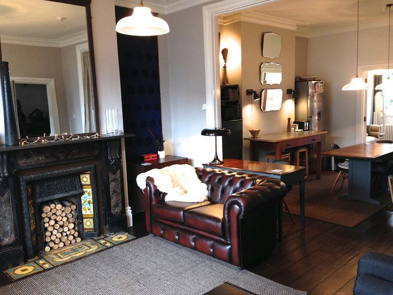 Mod Victoriana - walk to city centre, vacation rental in Littlemore