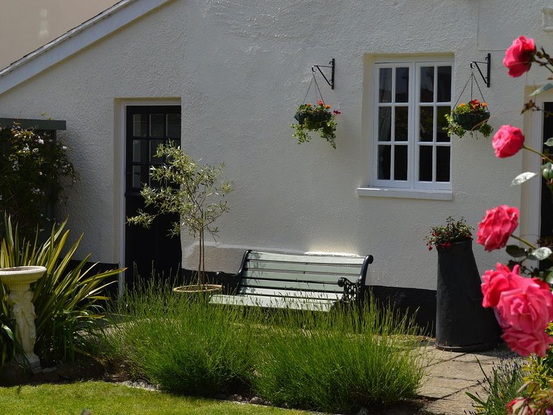 Character Property Nestled Between The Coast And Exmoor, location de vacances à Wootton Courtenay