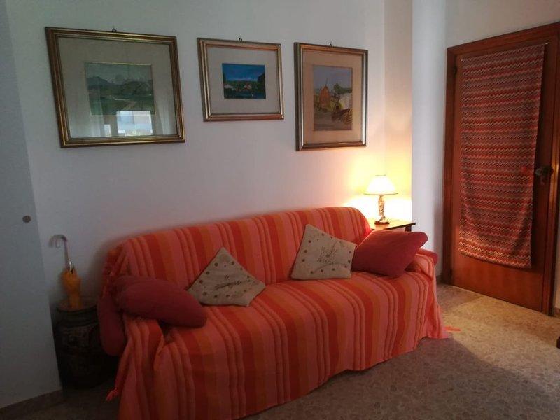Appartamento centrale a due passi dal mare - San Benedetto del Tronto, vacation rental in San Benedetto Del Tronto