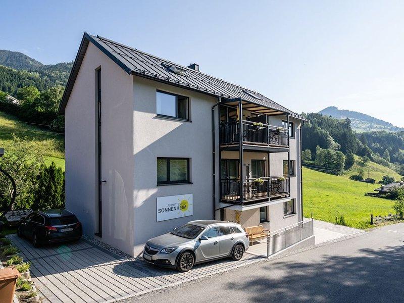 Luxurious Penthouse in Sankt Georgen near Ski Slopes, vacation rental in Bruck an der Grossglocknerstrasse