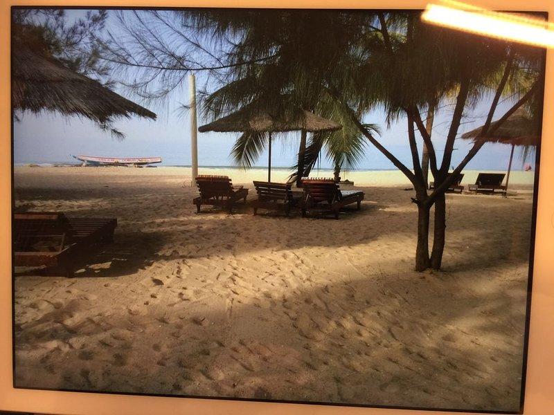 CRYSTALLINES  MAison avec psicine dans un  domaine privée avec plage privée SALY, vacation rental in La Petite Cote