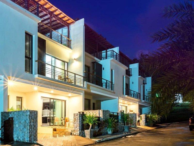 Kamala Nature, luxury two bedroom villa with private pool, Phuket Island, holiday rental in Kamala