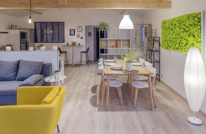 ------ Le Lounge -----, holiday rental in Ile d'Oleron