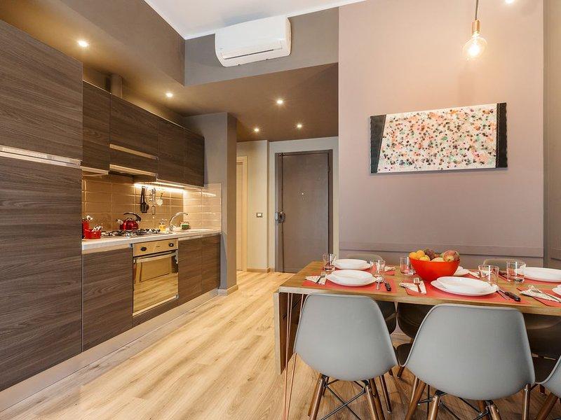Cinque Terre Square 2 bedrooms & 2 bathroom, casa vacanza a La Spezia