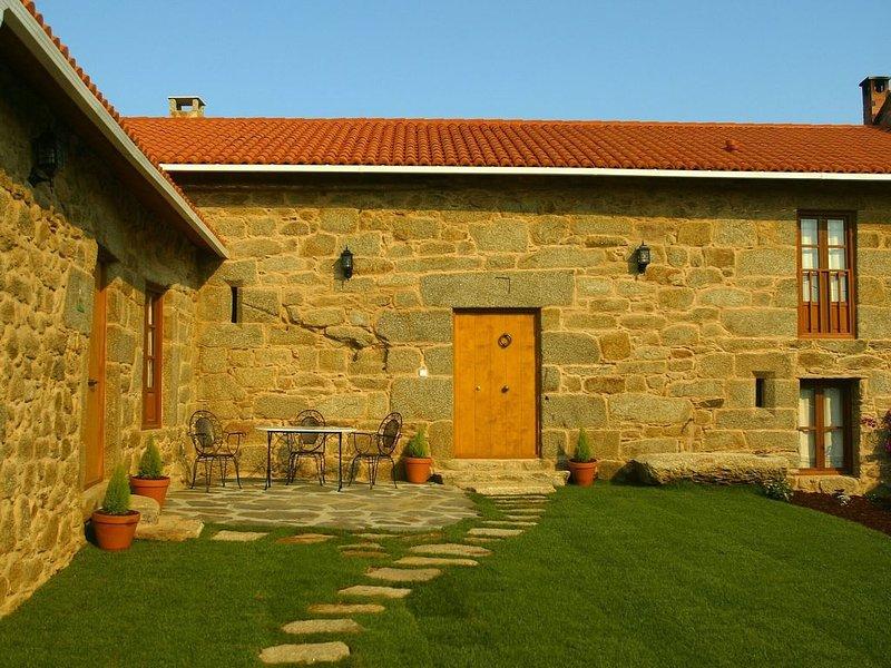 Casa - 4 Dormitorios con WiFi - 105055, alquiler vacacional en Rois