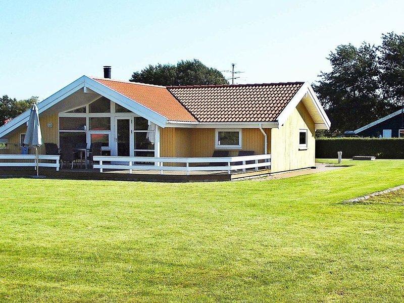 Fantastic Holiday Home in Nordborg Jutland with Terrace – semesterbostad i Sönderborg