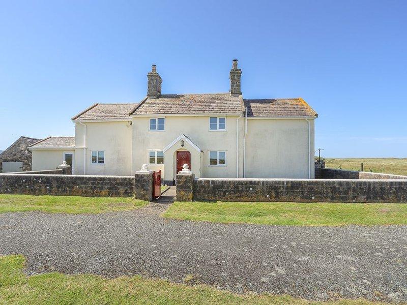 Warren Farmhouse, DINAS DINLLE, location de vacances à Llanfaglan