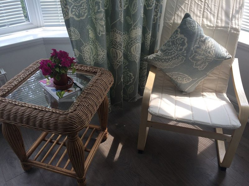 St. Ives Garden apartment, vacation rental in Carbis Bay