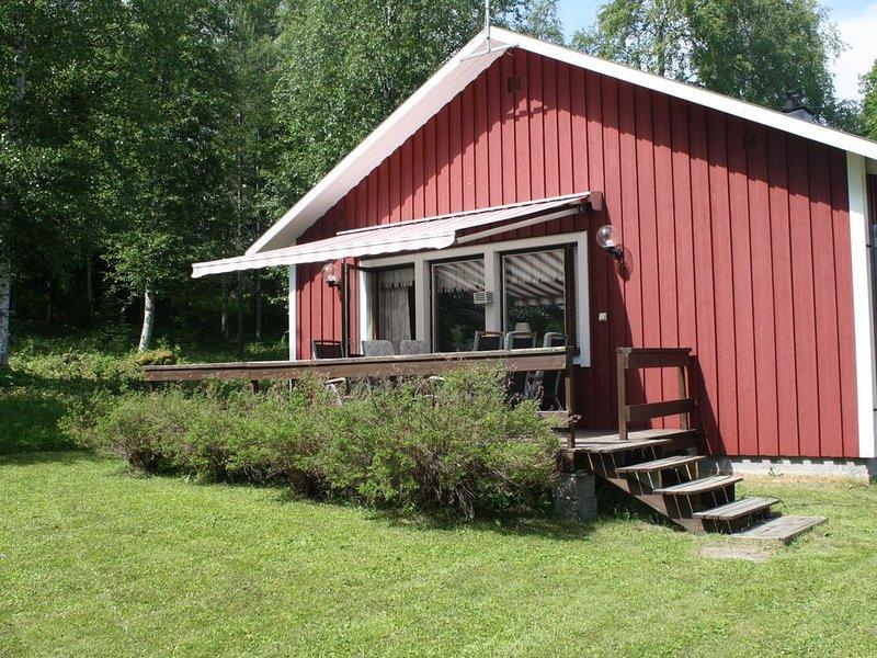 Stuga utanför Hammerdal i Jämtland – semesterbostad i Jämtland and Härjedalen