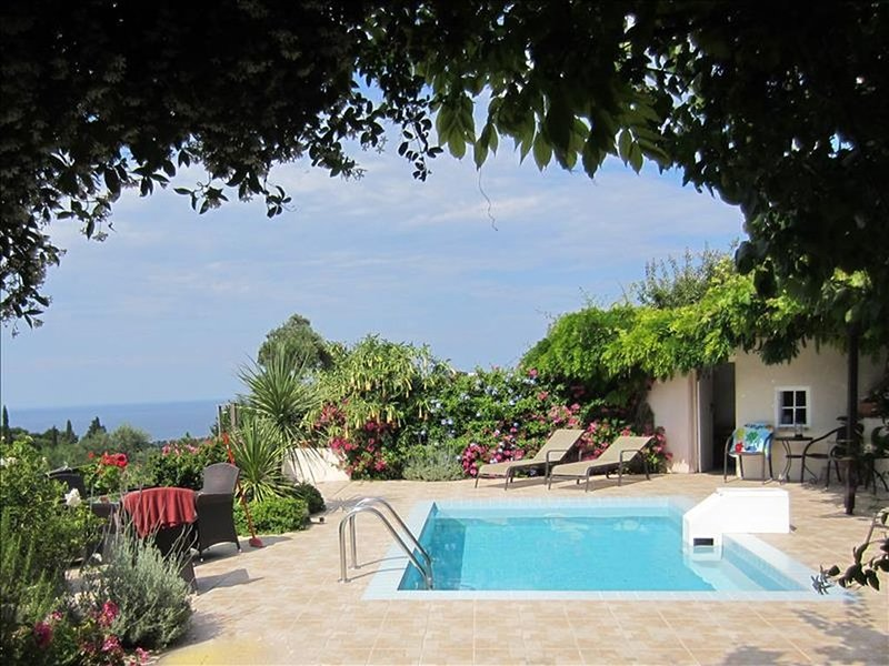 Villa Jasmine, Kipseli, Zakynthos, vacation rental in Kypseli