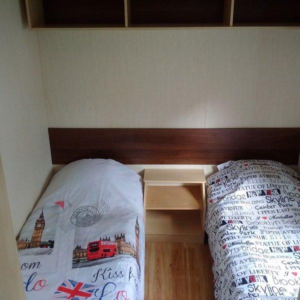Mobil Home dans Camping les charmettes, location de vacances à Arvert
