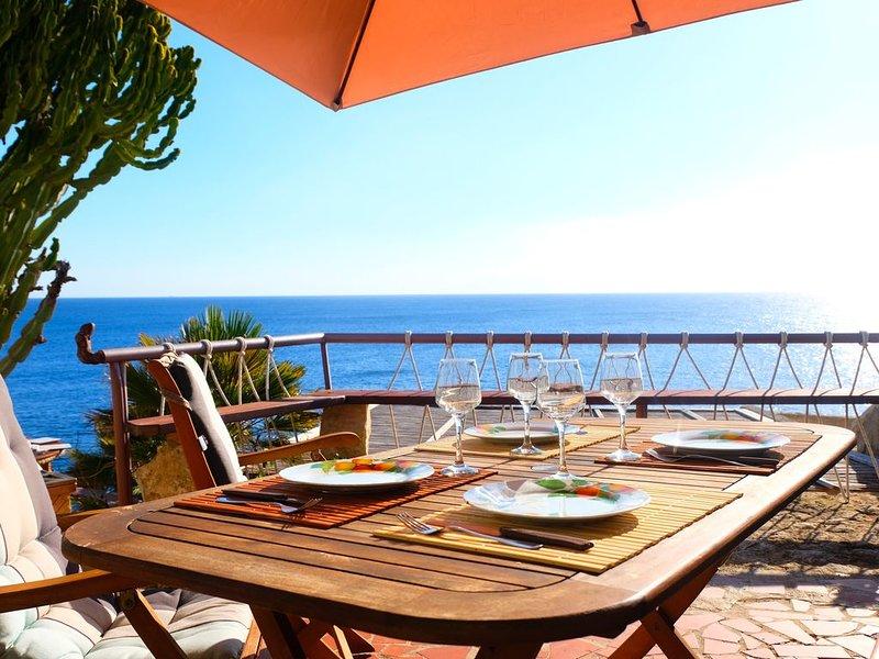 Sul mare del Plemmirio, holiday rental in Plemmirio