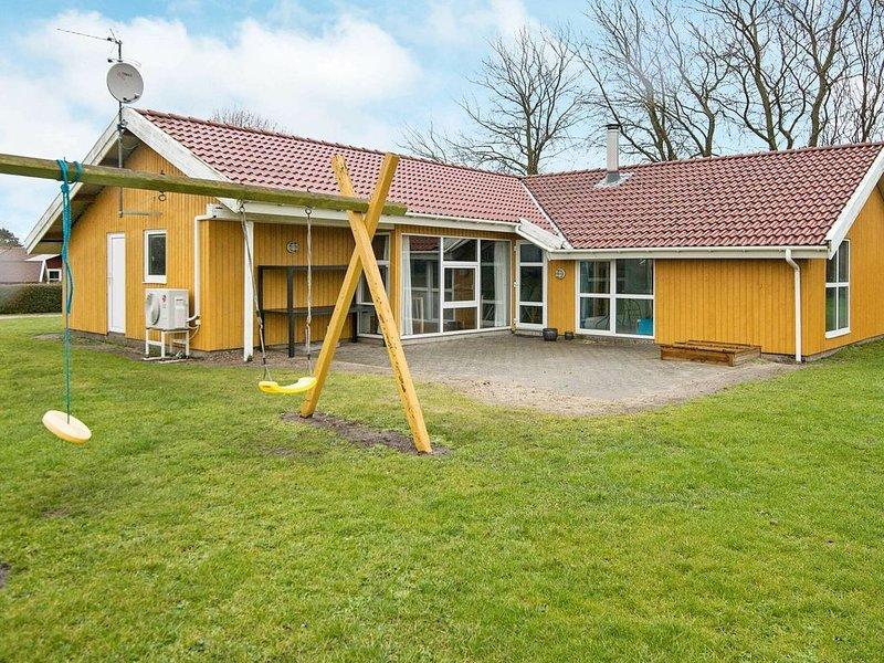 Beautiful Holiday Home in Jutland with Swimming Pool – semesterbostad i Sönderborg