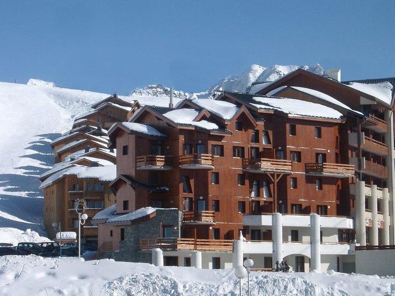 Appartement cosy et équipé 8p, retour ski aux pieds !, vacation rental in Macot-la-Plagne