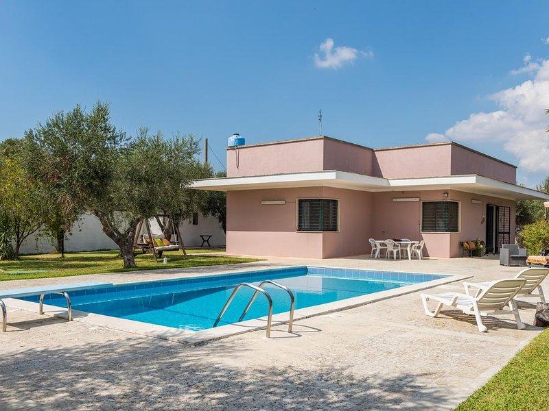 Villa Martes - Martignano, aluguéis de temporada em Martignano