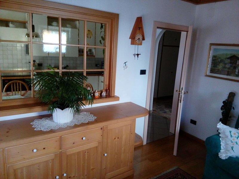 Appartamento 'Casa Trettel'  Tesero - Val di Fiemme, vakantiewoning in Tesero