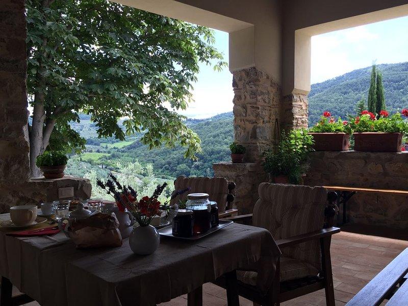 Agriturismo a 10 km da Firenze (3), location de vacances à Bagno a Ripoli