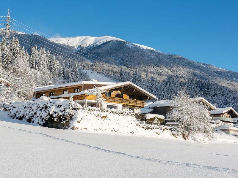Snug Apartment in Neukirchen am Großvenediger near Ski Area, vacation rental in Neukirchen am Grossvenediger