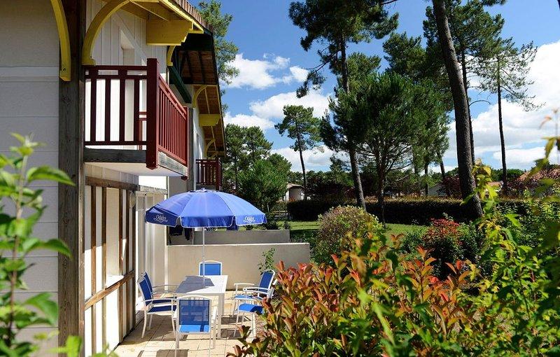 Jolie Maison au coeur du Golf ! Accès piscine et Wi-Fi gratuit, vacation rental in Gujan-Mestras
