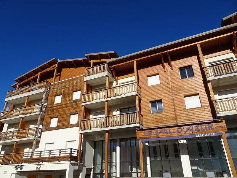 Appartement vue sur Piste, 4 personnes, 36m2, 100m des pistes, holiday rental in Valberg