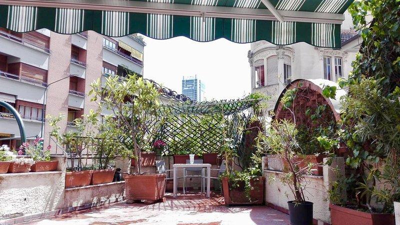 Luminosa camera doppia veneziana, holiday rental in Villar Pellice