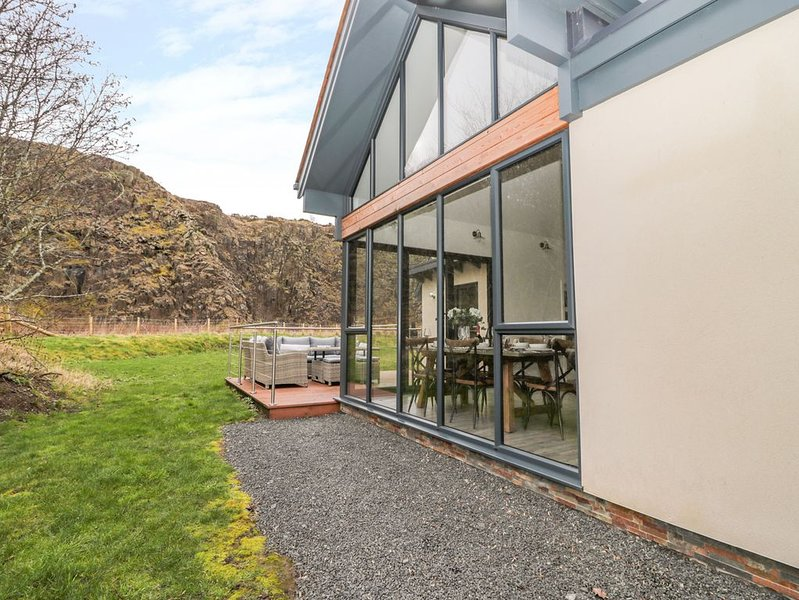 Lambs Lodge, BAMBURGH, vacation rental in Bamburgh