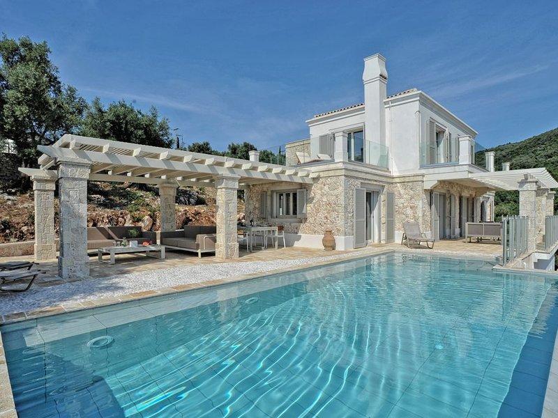 Villa Barbati  Corfu, holiday rental in Barbati