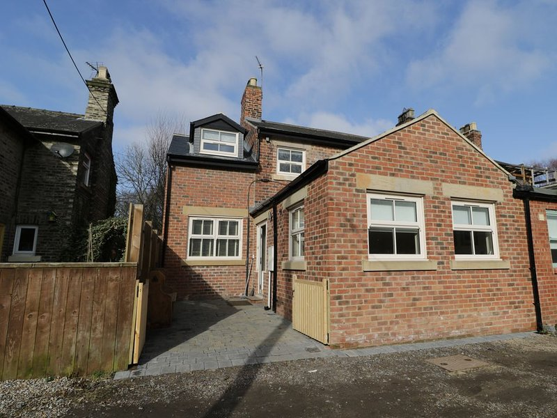 4 Station Cottages, ROWLANDS GILL, casa vacanza a Beamish