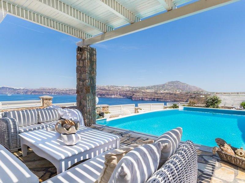 Michaela Residence, Santorini, location de vacances à Akrotiri
