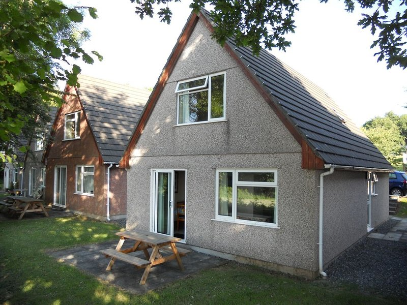 Spacious property in rural setting, holiday rental in St Dominick