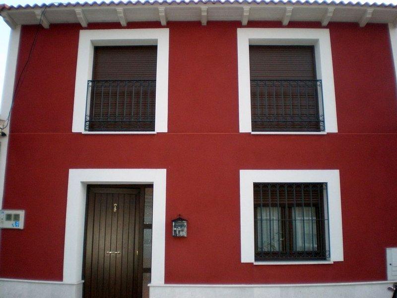 CASA RURAL LA PANERA DE FABIAN***, holiday rental in La Cisterniga