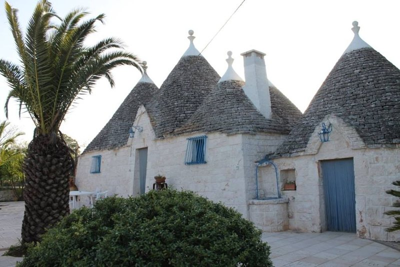 Trullo Carperi Cisternino, holiday rental in Cisternino