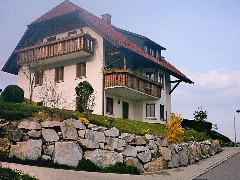Alluring Apartment in Kleines Wiesental - Raich with BBQ, vacation rental in Kleines Wiesental