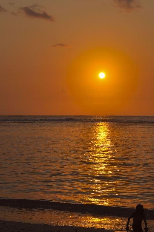 Flic en Flac Sunset