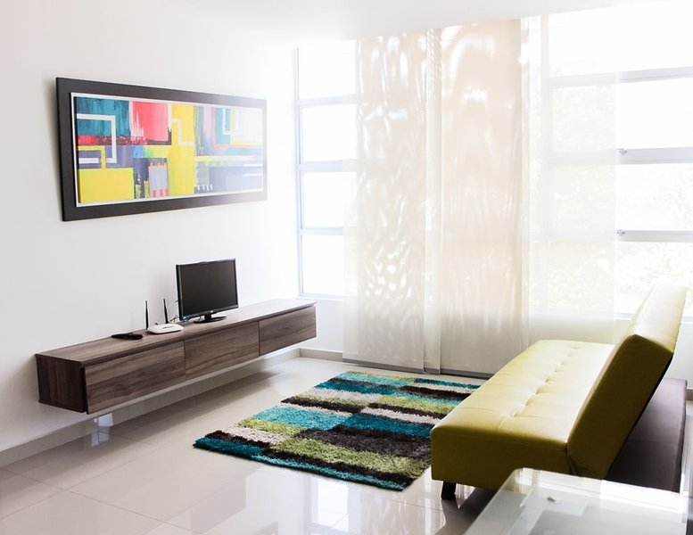 LINDO APARTAMENTO DE 3 HABITACIONES, vacation rental in Barranquilla