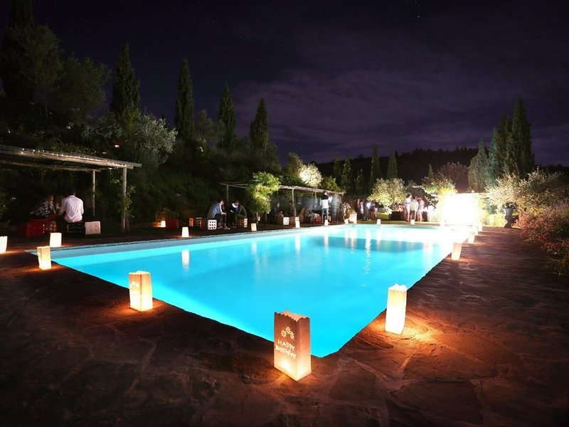 CAPANNA e' una country house con ingresso,  giardino,   parcheggio privati., aluguéis de temporada em Gorgognano