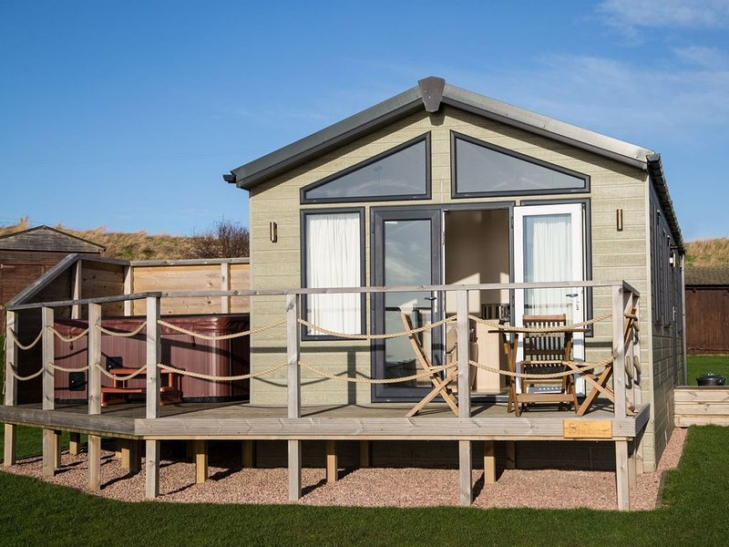 A lodge that sleeps 4 guests  in 2 bedrooms, holiday rental in Anstruther
