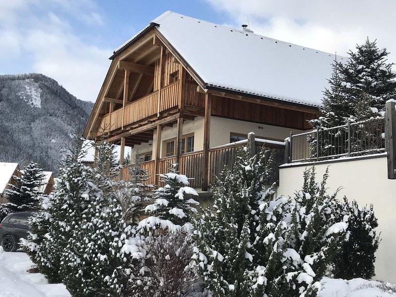 Upscale Chalet in Mauterndorf with Sauna & Ski-Storage, aluguéis de temporada em Tamsweg
