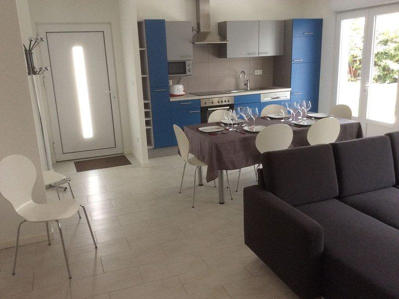 Maison  avec 3 chambres à proximité  de Colmar, holiday rental in Jebsheim