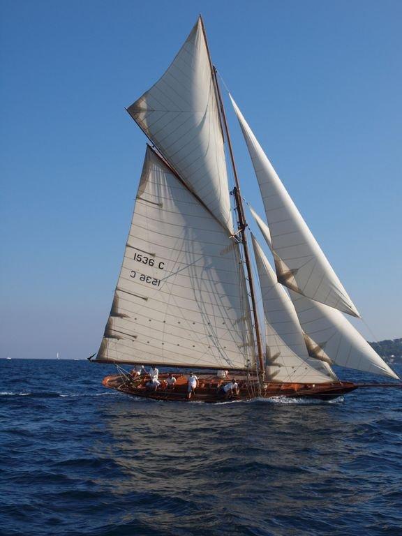 Sails of St Tropez